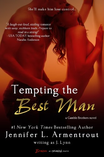 Tempting the Best Man (A Gamble Brothers Novel Book 1) (English Edition) von [Lynn, J.]