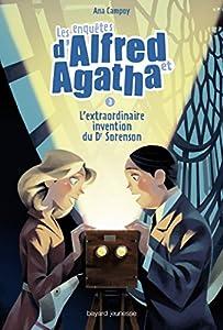 """Afficher """"Les enquêtes d'Alfred et Agatha n° 03 L'extraordinaire invention du Dr Sorenson"""""""