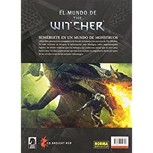 El Mundo de The Witcher. Compendio Del Videojuego (Comic Usa)