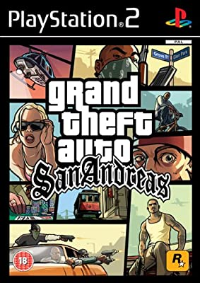 Grand Theft Auto: San Andreas (PS2) from Rockstar