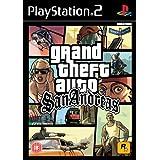 Take-Two Interactive Grand Theft Auto: San Andreas (PS2) - Juego (PlayStation 2, Acción / Aventura, Rockstar North)