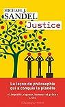 Justice par Sandel