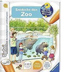 tiptoi Entdecke den Zoo (tiptoi Wieso? Weshalb? Warum?, Band 20)