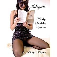 Inkognito - Katalog Sinnlicher Literatur