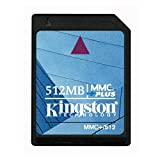 MM-Card 512MB Kingston MMC plus