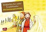 Die Emmausgeschichte - Bildkarten für unser Erzähltheater. Entdecken. Erzählen. Begreifen. Kamishibai Bildkartenset. (Bibelgeschichten für unser Erzähltheater)