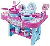 Disney Frozen Mädchen My First Küche 18PC Set mit Geschirr & Sambro rlp-011