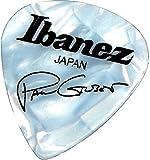 Plettro Paul Gilbert Ibanez 1000PG-PW-1,00 mm, colore: bianco perlato