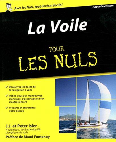 La Voile pour les Nuls, nouvelle édition par Peter ISLER