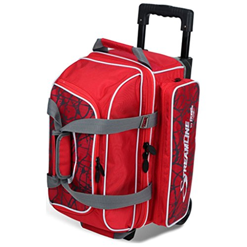 Storm Streamline 2 Ball Roller Bowling Bag Rot Crackle/rot