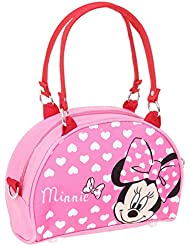Sac à main - bandoulière enfant fille Minnie Rose 22cm