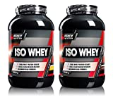 Frey Nutrition Iso Whey 2 x 2300g Dose 2er Pack Neutral
