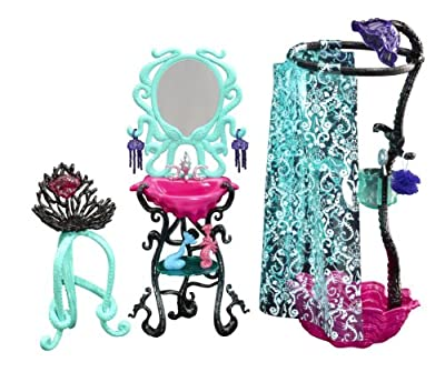 Monster High Y7715 - Cuarto de baño por Monster High