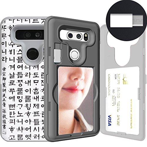 Eureka LG V30, Hangul/W -