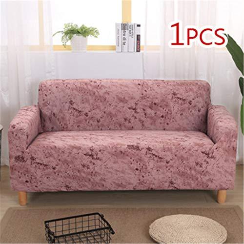 SHFOLSFH Inkjet-Muster elastische Stretch Universal Sofa Abdeckungen Schnitt Werfen Couch Ecke Cover Cases für Möbel Sessel Home Decor 8 Three seat Sofa -
