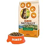 IAMS Naturally Adult Dry Cat Food Rich in New Zealand Lamb and Rice, 2.7 kg 5