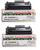 #10: JK TONER 303 for Canon 303/703/103 Toner Cartridge Compatible Canon LBP 2900, LBP 2900B,LBP 3000 (2 pcs)