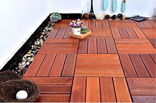 Pavimenti di legno pavimento in legno patio esterno giardino