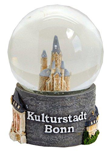 Souvenir Schneekugel Kulturstadt Bonn 30011 - Luftblase