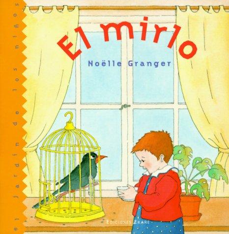El Mirlo/the Blackbird (Jardin de los Ninos) por Noelle Granger