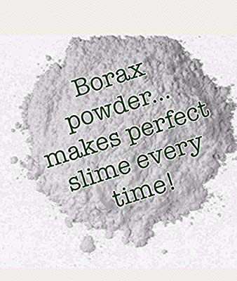 100G Borax Powder - Make Your Own Perfect Slime Every Time! Slime Activator