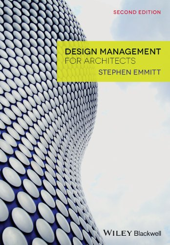 Design Management for Architects (English Edition)