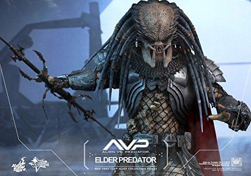 Hot Toys ht9025671: 6Escala Elder Predator Figura 4