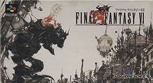 Final Fantasy 6 [Nintendo Super NES] [import japonais]