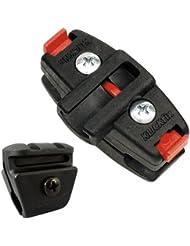 Rixen und Kaul KLICKfix Satteladapter mit Seilschlosshalter