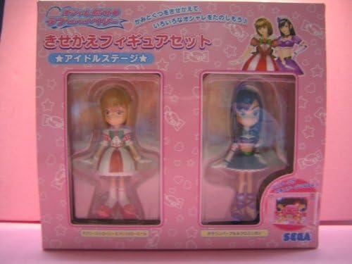 Full set of 2 EX Figure Figure Figure GOTHIC GARDEN Lucky Star Tsukasa Hiiragi, Kagami (Gothic Garden) holly (japan import) | Matière Choisie  e2f400