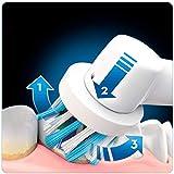 Oral-B PRO 7000 elektrische Zahnbürste (mit Bluetooth), schwarz - 6