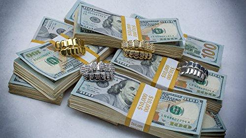 Top Class Jewels FBA-24KWHITE8TOOH