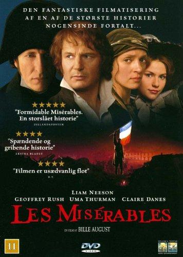 Victor Hugo's Les Miserable (1998) (Import) Liam Neeson is Jean Valjean