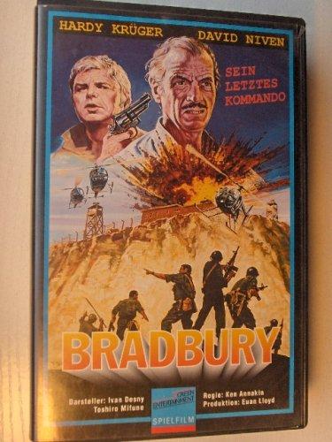 Bradbury - Sein letztes Kommando