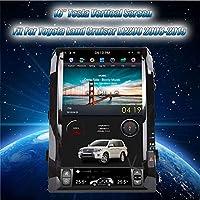 Radio krando Android 6 16 Pantalla Vertical Tesla Radio DVD para Toyota Land Cruiser LC200.