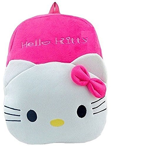 Pearl World Kids School Bag Soft Plush Backpack Cartoon Toy, Children's Gifts Boy Girl/Baby School Bag for Kids