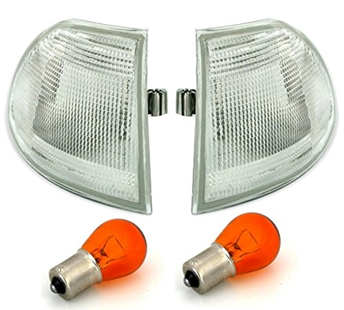 AD Tuning GmbH & Co. KG DEPO Frontblinker Set in Weiß Links rechts Blinker