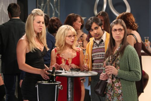 The Big Bang Theory - Die komplette sechste Staffel 3 DVDs