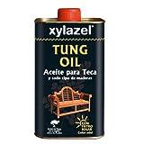Xylazel - Aceite tung oil para teca 750ml miel