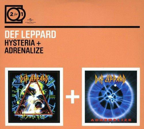 2 For 1: Hysteria / Adrenalize