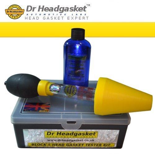 Head Dichtung–Block–Verbrennung Leck Tester Kit fx-53Box 100ml Fluid