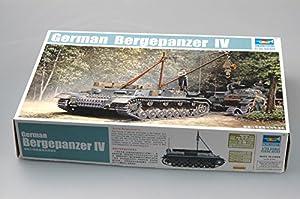 Trumpeter 389 Bergepanzer IV - Tanque de montaña alemán