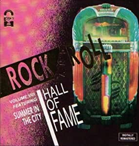 Rock And Roll Hall Of Fame Vol. 8 - Summer In The City [Import anglais]