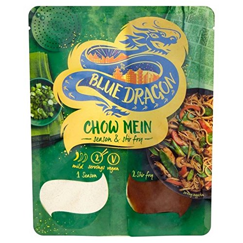 Blu Stagione Dragon & Scalpore Chow Mein 150G