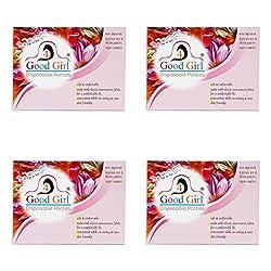 4Good Girl Disposable Panties Combo of 4 Pack-(100-108 cm) (XL)