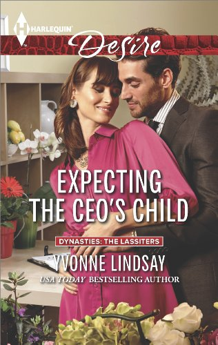Expecting the CEO's Child (Dynasties: The Lassiters Book 3) (English Edition) -
