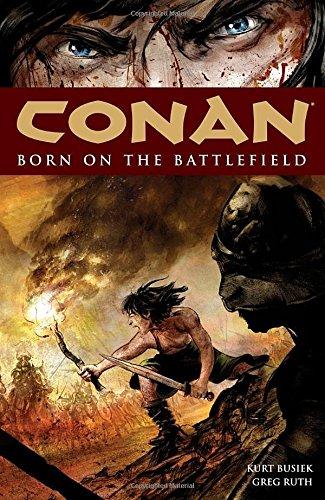 Conan: Born on the Battlefield