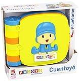 Pocoyó - Juguete electrónico Cuentoyó (Bandai 87165)