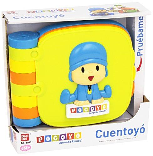 Pocoyo Juguete electrónico Cuentoyó (Bandai 87165)