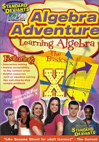 Preisvergleich Produktbild Algebra Adventure-Learning Alg